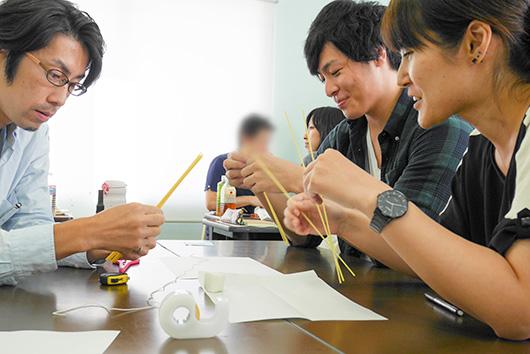 UX OSAKA#01 マシュマロ・チャレンジ